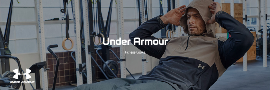 Under Armour Fitness-Look
