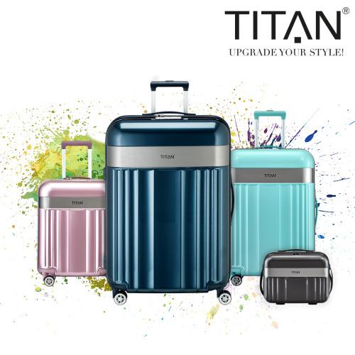 Titan Spotlight Farben
