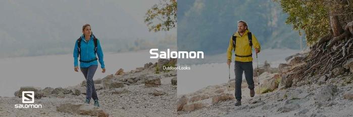 Salomon Outdoor-Look