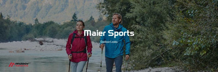 Maier Sports Outdoor-Look