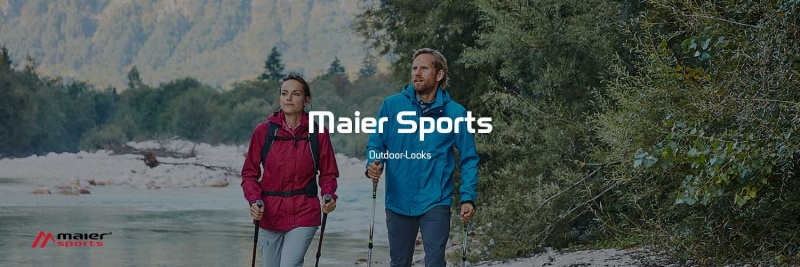 Maier Sports Outdoor-Look