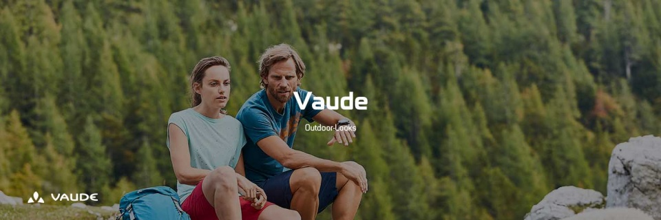 Vaude Outdoor-Looks