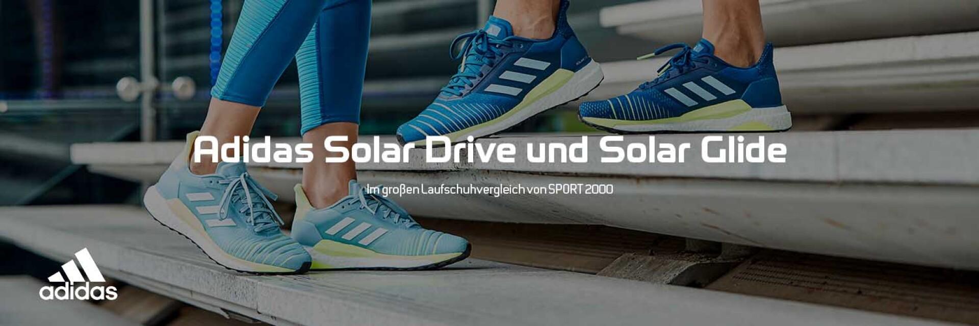 adidas Laufschuhe Solar Basic
