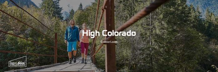 High Colorado Outdoor-Look Funktion