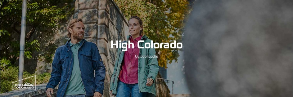High Colorado Outdoor-Look Urban