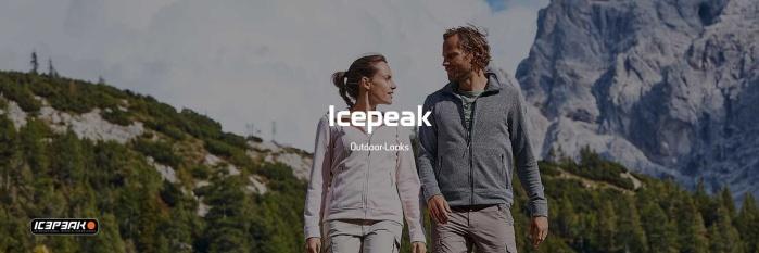 Icepeak Outdoor-Looks Nordic Nature