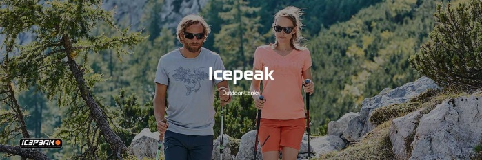 Icepeak Outdoor-Looks Outdoor Adventure
