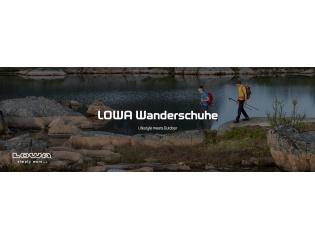 Lowa Outdoorschuhe