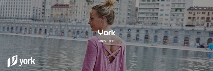 York Fitnessbekleidung