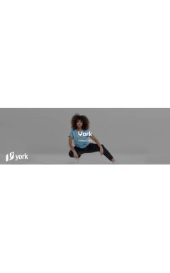 York Fitnessbekleidung Statement