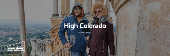 High Colorado Outdoorbekleidung