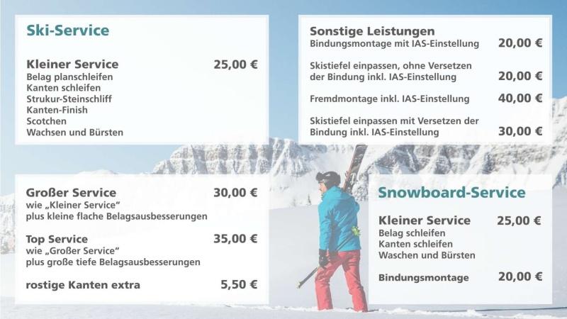 Ski-Service 2020