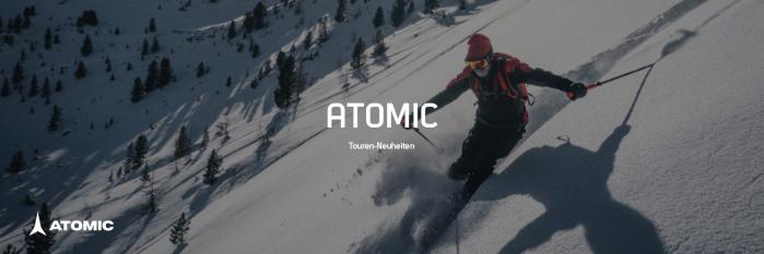 Atomic Touren Ski