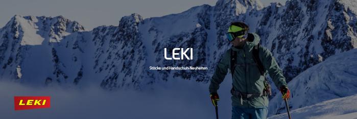 Leki Ski