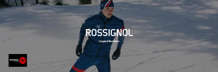 Rossignol Langlauf Ski + Schuhe