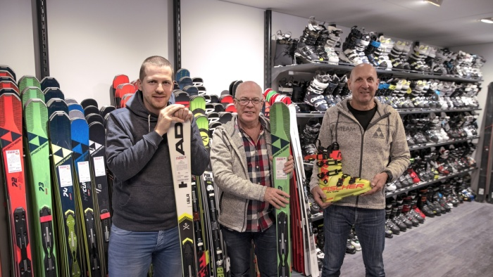 Teambid Ski