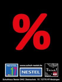 % reduziert
