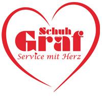 Schuh Graf Service mit Herz