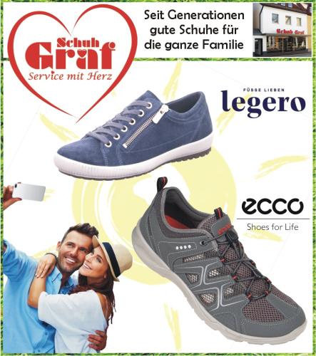 Seit Generationen gute Schuhe