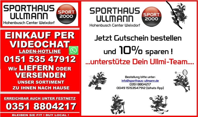 Sporthaus-Hotline & Gutscheinaktion