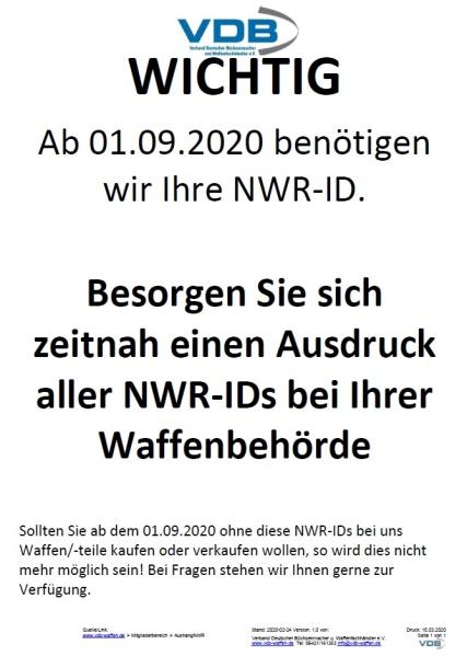 Info NWR ID