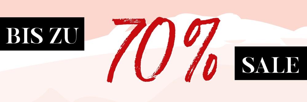 Sale bis zu 70_Prozent_rot