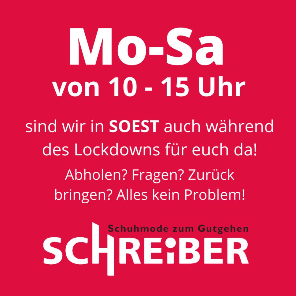 Lockdown-Öffnung