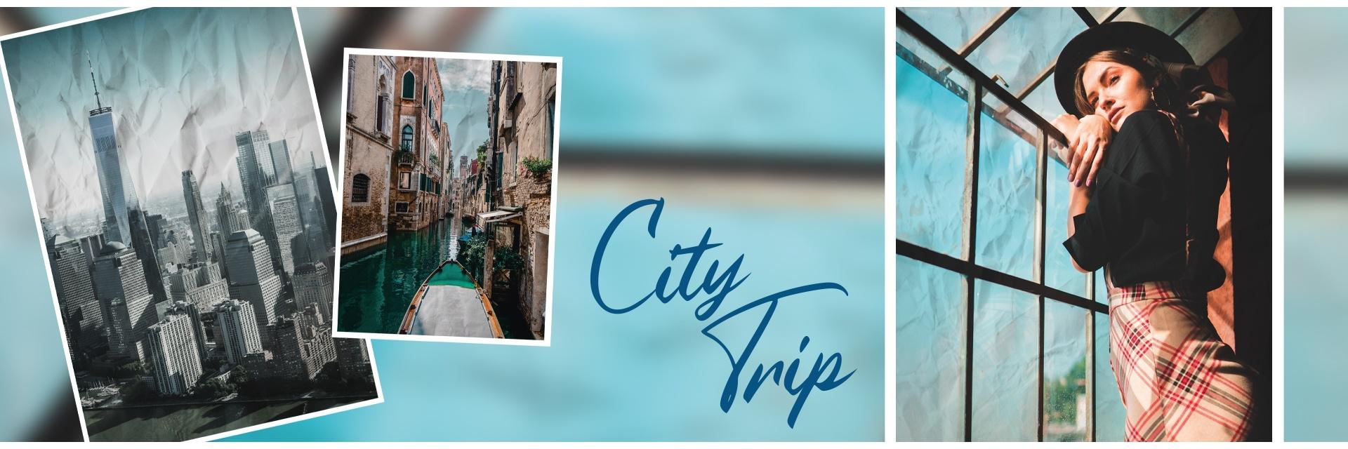 City Trip Städtereise