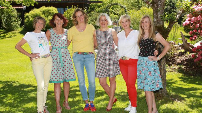 Team Schu & Mode Henkel in Nesselwang