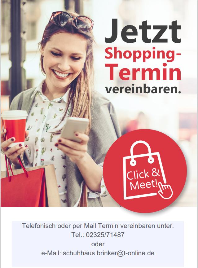 Shoppingtermin