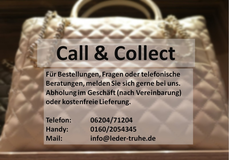 Call&Collect