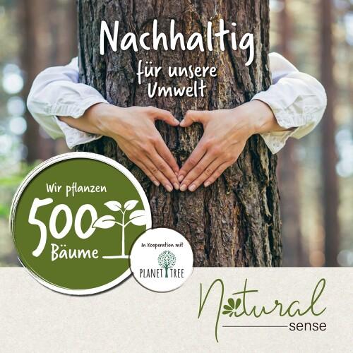 natural sense Kampagnenmotiv FS21 Frau