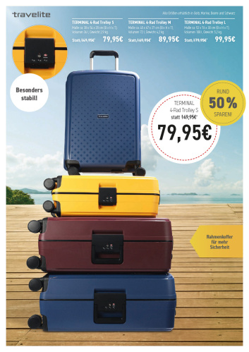 Travelite Reisegepäck