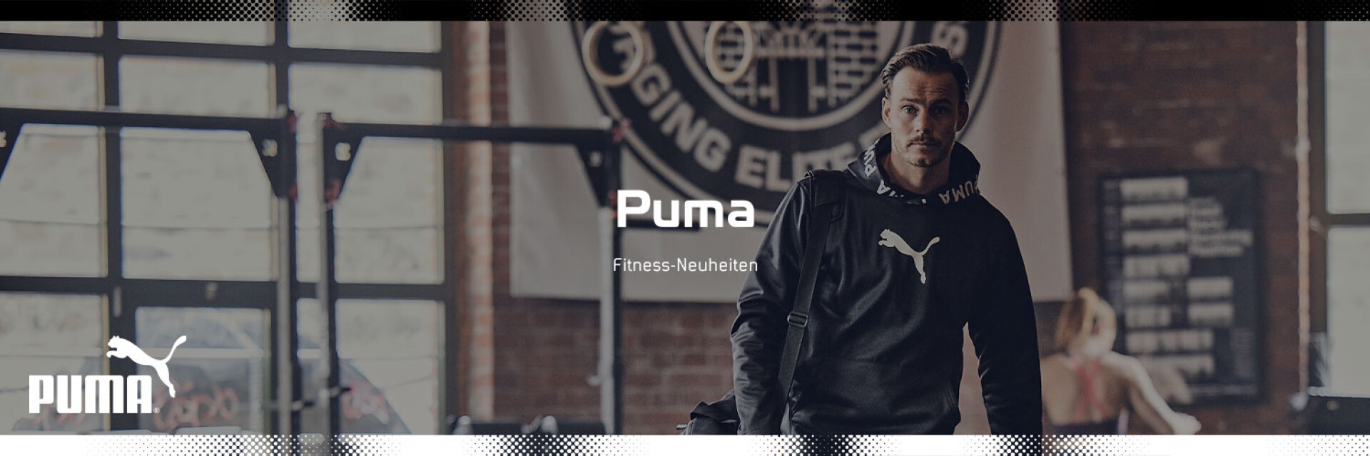 Puma Fitness Outfits bei SPORT 2000