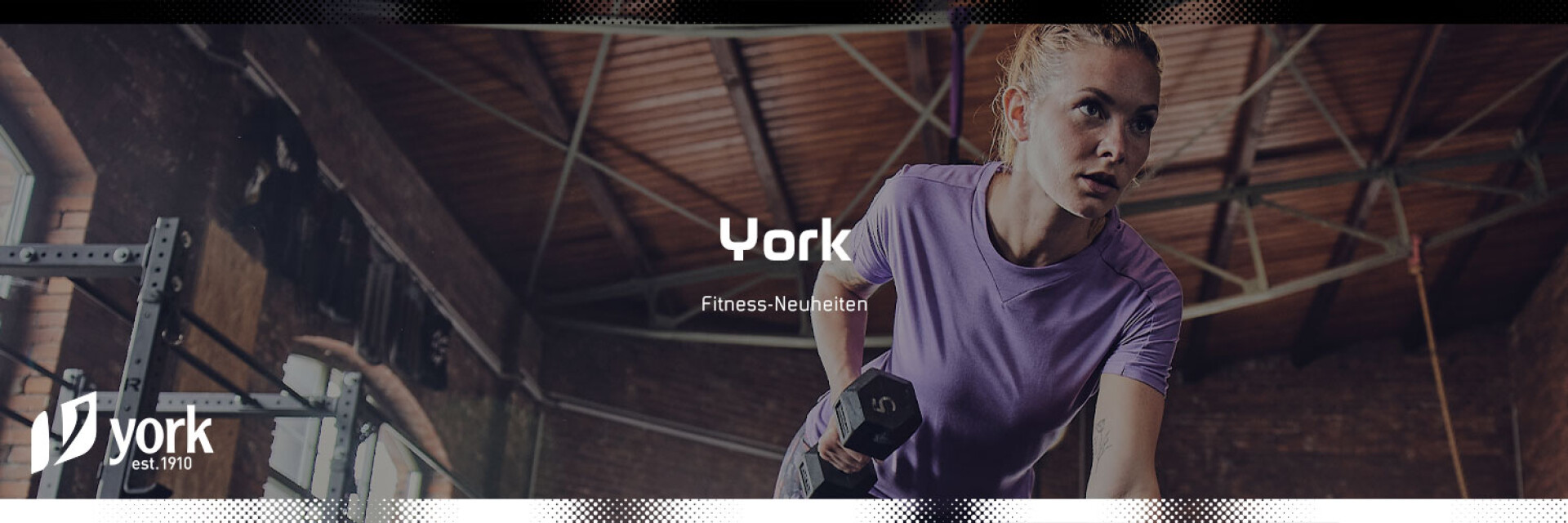 York Fitness bei SPORT 2000