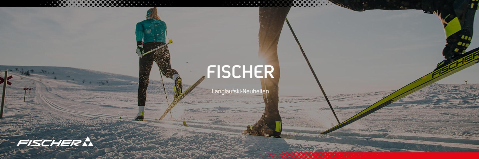 Fischer Langlauf bei SPORT 2000