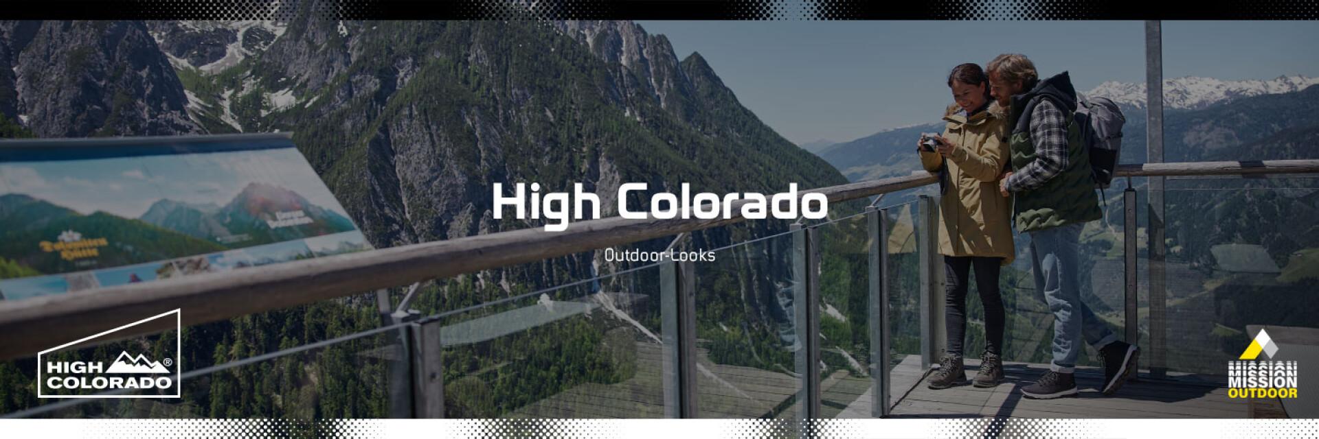 High Colorado in der MISSION OUTDOOR