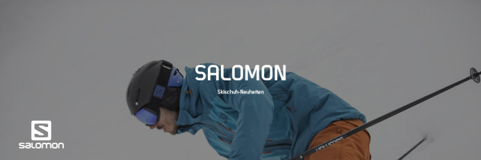 Salomon Ski-Schuhe