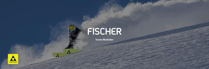 Fischer Touren Ski