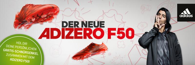 Adidas Adizero F50