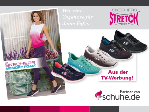Skechers - Stretch Fit (Banner, 4:3)