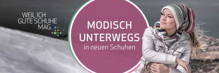 Wintermode - Modisch unterwegs ...