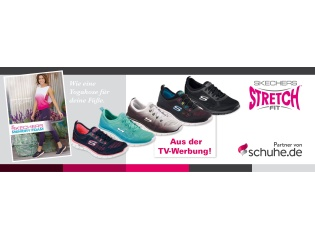 Skechers - Stretch Fit (Diashow, 4:3)