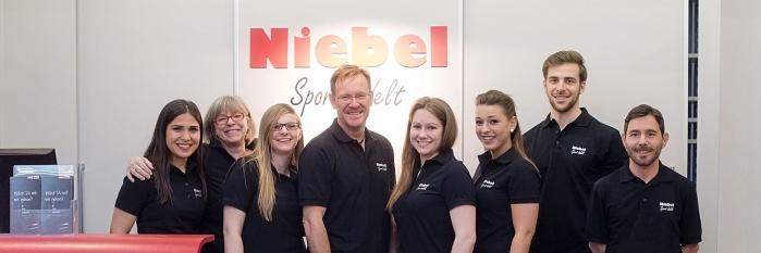 Euer Niebel Sport-Welt Team