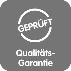 Qualitäts-Garantie