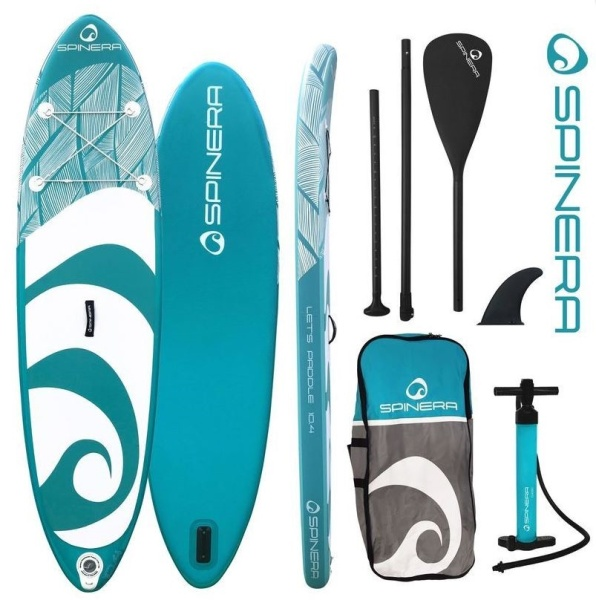 Spinera lets paddle 10'4