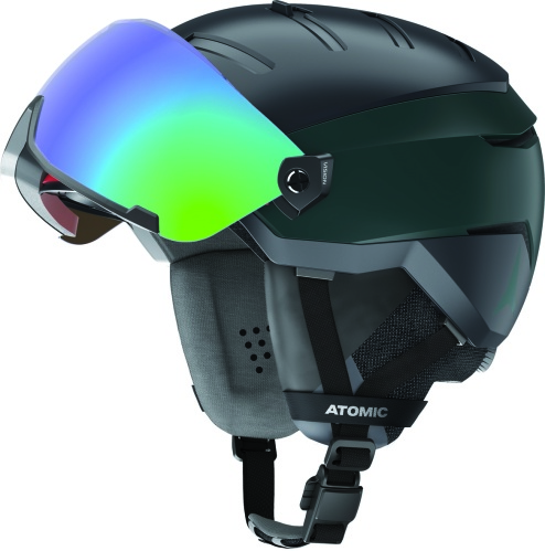 Atomic Savor GT Amid Visor HD dark green