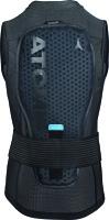 AtomicLive Shield Vest Amid M all black