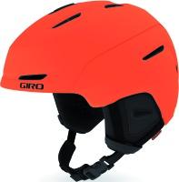GiroNeo Mips matte bright orange