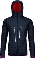 OrtovoxPiz Boe Jacket W black raven